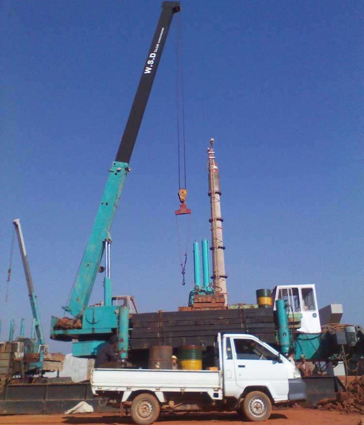 Pin Pet Steel Factory Project